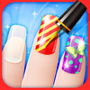 Nail Makeover - girls games